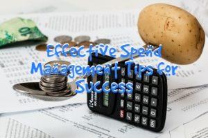 Spend managemet