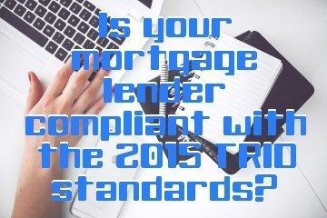 TRID standards