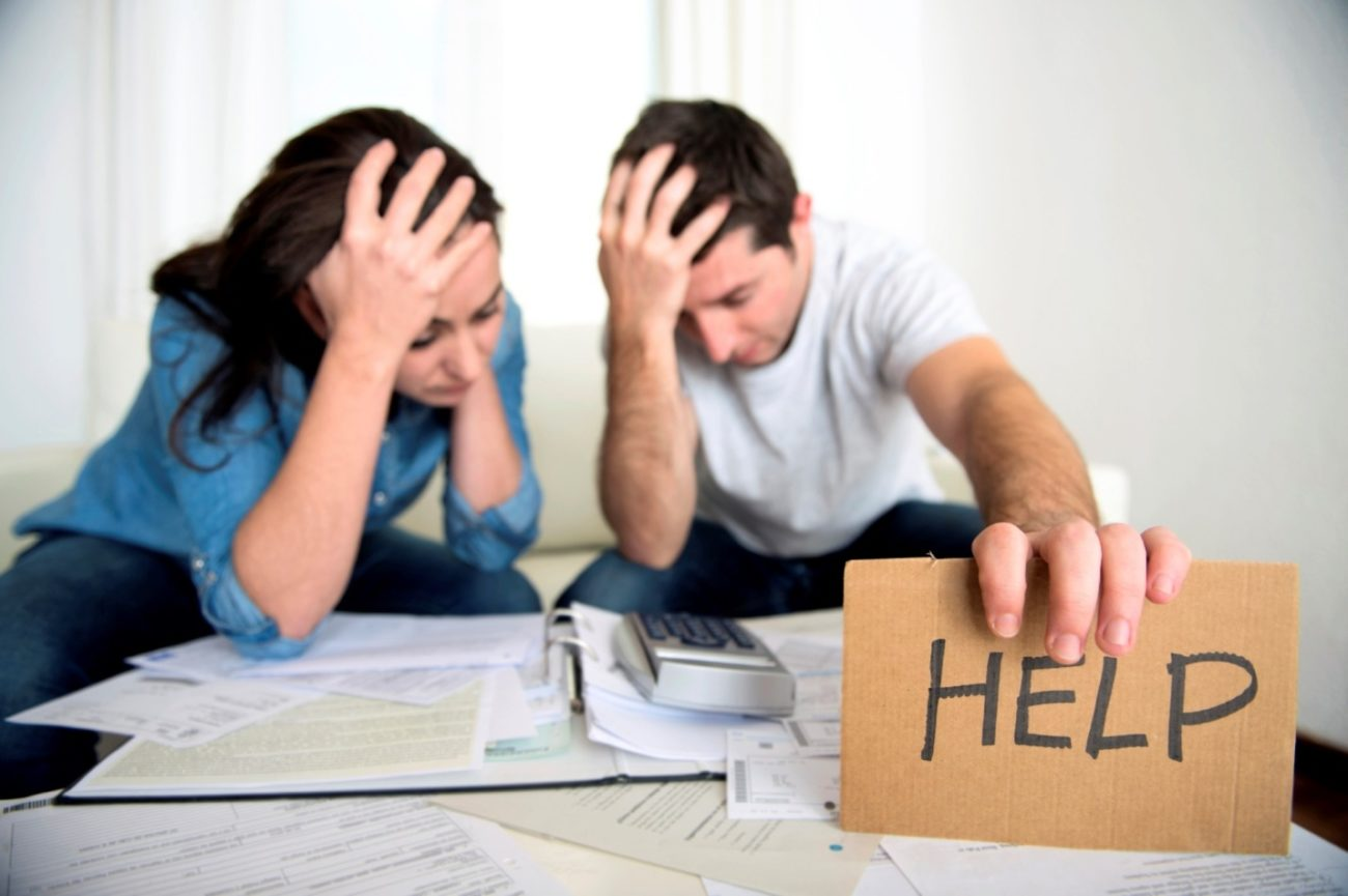 Everything's A Challenge With Bad Finances
