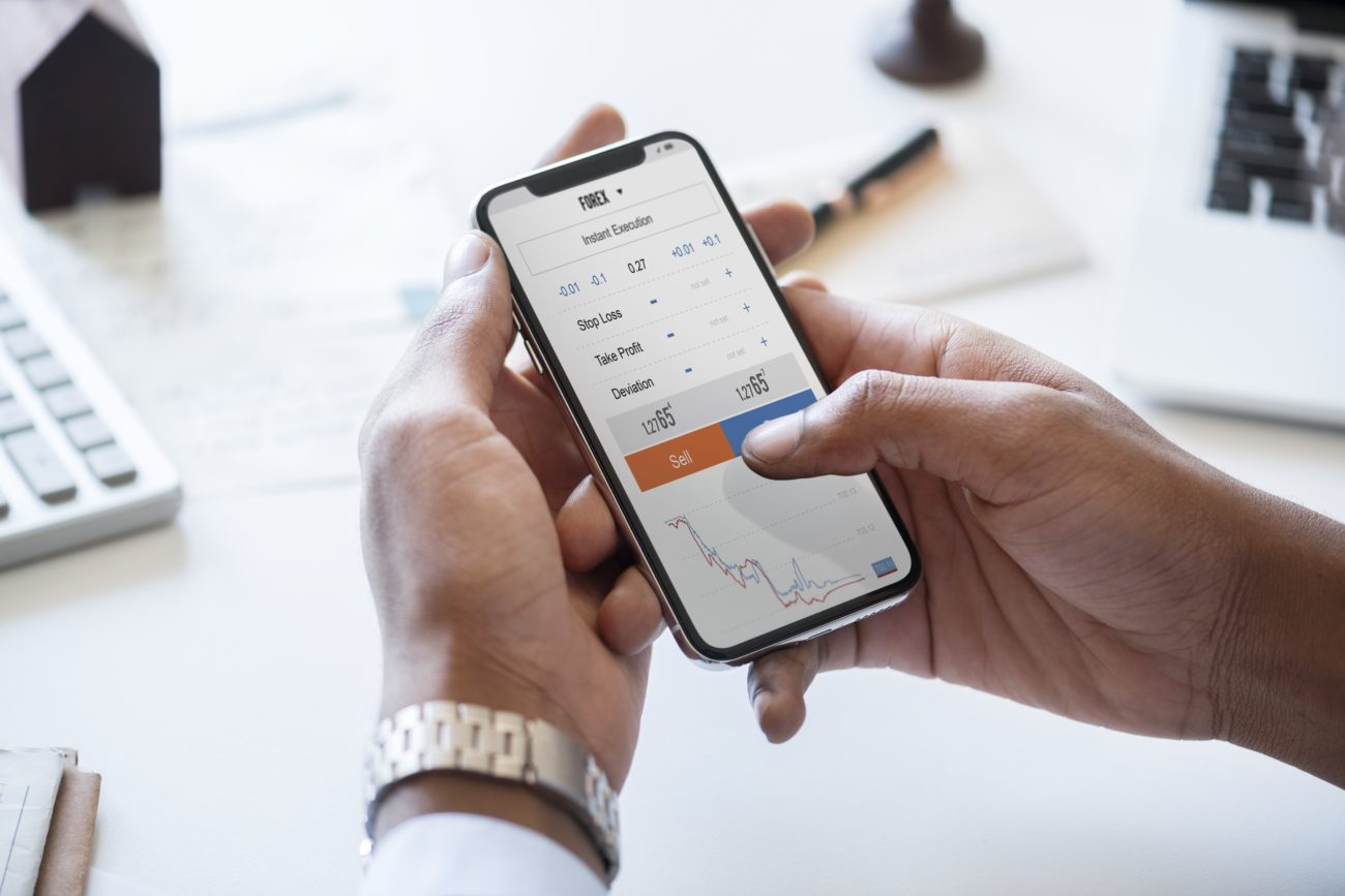 Mobile Stock Trading