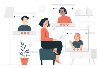 Remote Employees Engaged