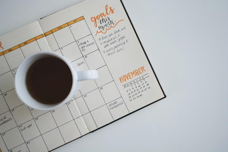 3. Plan a detailed follow-up schedule