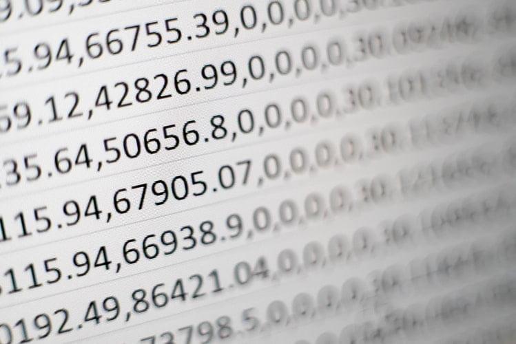 5. Set timelines for data entry