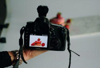 company photoshoot