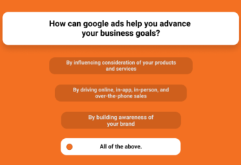 How Can Google Ads Help You Advance Your Business Goals