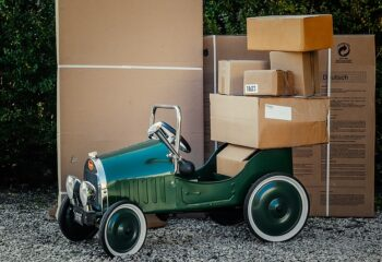 Solve The Influx Of Deliveries