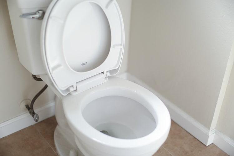 Remove The Toilet